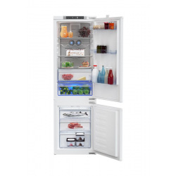 Холодильник Beko встраиваемый BCNA275E3S - Вх178*55 cм/No-frost/254 л /А++ (BCNA275E3S)
