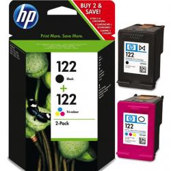 Картриджи HP 122 Black + HP 122 Color (CR340HE)