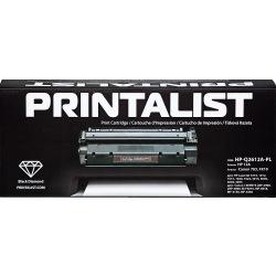 Картридж PRINTALIST 12A заміна HP Q2612A Black (HP-Q2612A-PL)