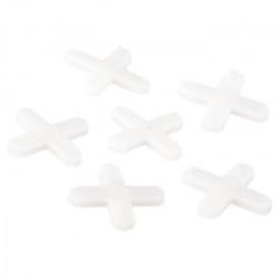 Хрестики  для кладки плитки 4.0 мм, 250 шт,  SPARTA (MIRI880765)
