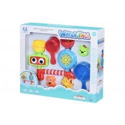 Игрушка для ванной Puzzle Water Fall с аксессуарами (9905Ut)