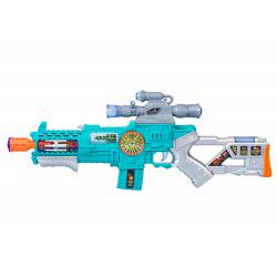 Іграшкова зброя Same Toy Peace Pioner Бластер  (DF-17218AZUt)