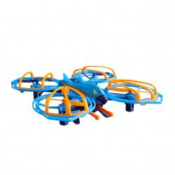 Іграшковий дрон Auldey Drone Force ракетний захисник Vulture Strike (YW858170)