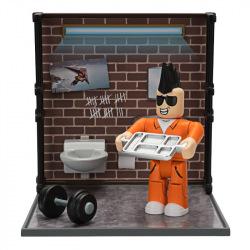 Игровая коллекционная фигурка Jazwares Roblox Desktop Series Jailbreak: Personal Time W6 (ROB0260)