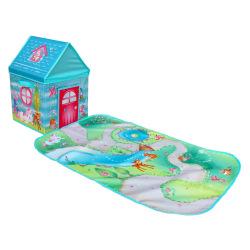 """Игровой дом-коробка Pop-it-Up """"Заколдованный Лес"""" с игровым ковриком (F2SB16809)"""