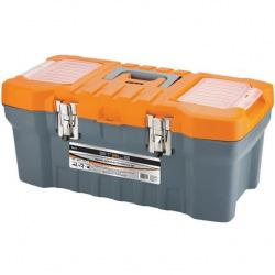 """Ящик для інструменту з металевими замками 22 х 26 х 51 см (20 """"),  Stels (MIRI90712)"""