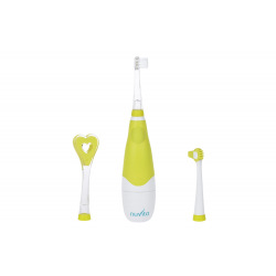 Електрична зубна щітка для дітей 3в1 Nuvita NV1150 (NV1150)