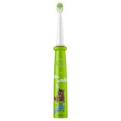 Зубна щітка Sencor електрична SOC0912GR, 6-12 років (SOC0912GR)