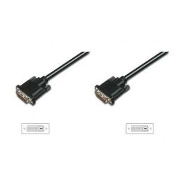 Кабель ASSMANN DVI-D dual link (AM/AM) 3.0m, black (AK-320108-030-S)