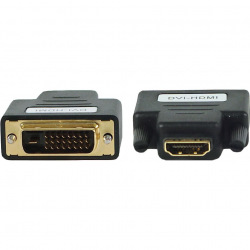Адаптер Cablexpert HDMI M - DVI F (A-HDMI-DVI-2)