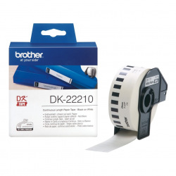 Картридж Brother (29mm x 30.48M) (DK22210)