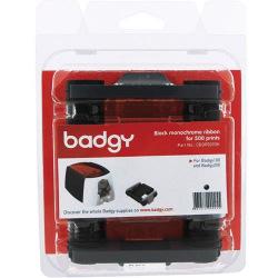 Картридж Badgy для принтера (монохромна стрічка на 500 відбитків, без карток) (CBGR0500K)