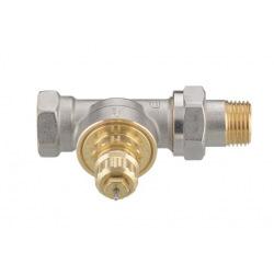 """Клапан Danfoss RA-G 15 термостатический, вх. 1/2 """"- вих. 1/2"""", прямой, никель (013G1675)"""