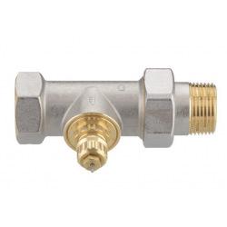 """Клапан Danfoss RA-G 25 термостатический, вх. 1 """"- вих. 1"""", прямой, никель (013G1679)"""