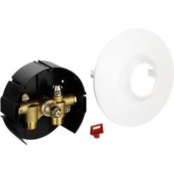 """Клапан регулюючий зворотного потока Danfoss FHV-A, 3/4 """", резьба М23,5х1,5 (Click), белый (003L1001)"""