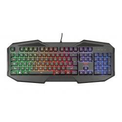 Клавиатура Trust GXT 830-RW Avonn LED BLACK (22511_Trust)