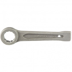 Ключ кільцевий ударний 24 мм,  СИБРТЕХ (MIRI14269)