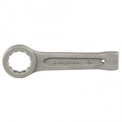 Ключ кільцевий ударний 36 мм, СИБРТЕХ (MIRI14275)