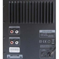 Колонки MICROLAB 2.1 M-880 Bblack (M-880)