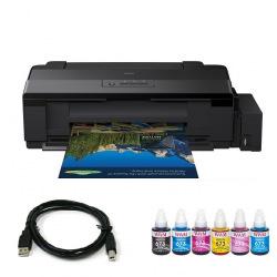 Комплексне рішення WWM Epson L1800 Принтер + Комплект чернил по 140г