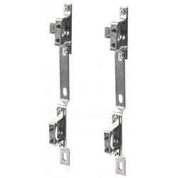 Комплект кронштейнов Danfoss FHF-MB, для подключения колекторов, 2шт (088U0585)