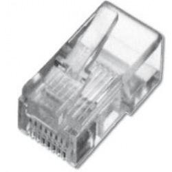 Коннектор DIGITUS RJ11 6P4C, 100шт. (A-MO6/4SF)