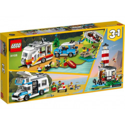 Конструктор LEGO Creator Отпуск в домике на колесах (31108)
