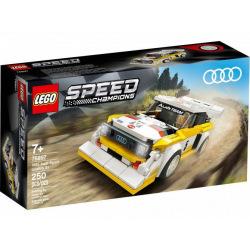 Конструктор LEGO Speed Champions 1985 Audi Sport quattro S1 (76897)