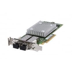 Контроллер Dell EMC Qlogic 2692 Dual Port 16Gb Fibre Channel HBA Low Profile (403-BBMT)