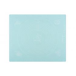 Коврик для выпекания Ardesto Tasty baking 50*60 см, голубой, силиконовый (AR2308ST)
