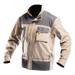 Куртка рабочая Neo2 в 1 ,размер M/50, усиленная, с отстегивающимися рукавами, сертификат CE (81-310-M)