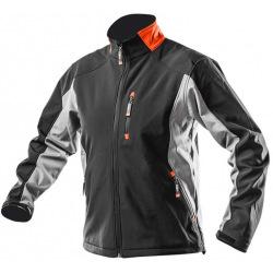 Куртка рабочая Neo, pазмер XXL/58, ветро- и водонепроницаемая, softshell, сертификат CE (81-550-XXL)