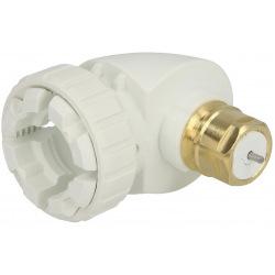 угловой адаптер Danfoss для термостатических элементов RA, соединения Click (013G1350)