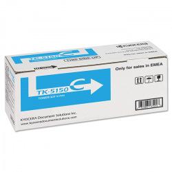 Тонер Kyocera Mita TK-5150C Cyan (1T02NSCNL0)