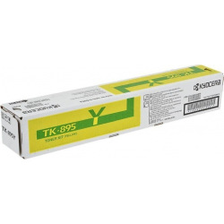 Тонер Kyocera Mita TK-895Y Yellow (1T02K0ANL0)