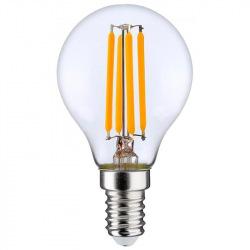 Лампа светодиодная Osram LED STAR E14 5-60W 2700K 220V P45 FILAMENT (4058075212459)