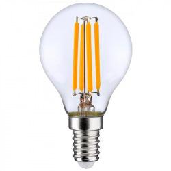 Лампа светодиодная Osram LED STAR E14 5-60W 4000K 220V P45 FILAMENT (4058075212480)