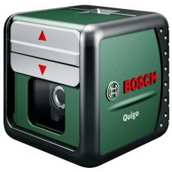Лазер Bosch с прямыми и крестообразными линиями Quigo Plus (0.603.663.600)