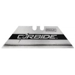 """Лезвие Stanley """"Carbide"""" 62 мм 5шт. () (0-11-800)"""