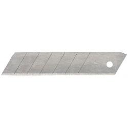 Лезвия ножа сегментированное 25мм 10шт. (блистер)(уп.10) (0-11-325)