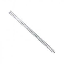 Лінійка Stanley 500х19мм з нержавіючої сталі (уп.5) (1-35-536)