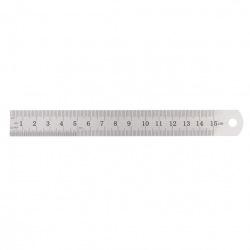 Лінійка вимірювальна металева 150 мм,  SPARTA (MIRI305045)