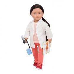 Кукла Our Generation Никола Доктор 46 см  (BD31119Z)