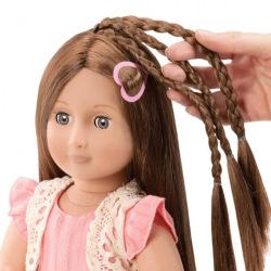 Кукла Our Generation Паркер с вырастающими волосами и аксессуарами 46 см  (BD37017Z)
