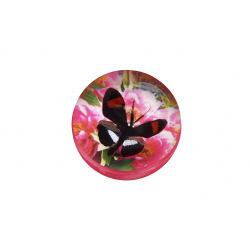 М'ячик-стрибунець goki Метелик чорно-червоний  (16019G-5)