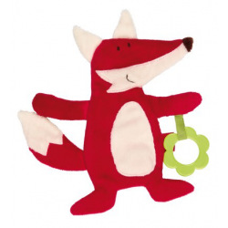 Мягкая игрушка sigikid Лисичка 20 см  (41882SK)