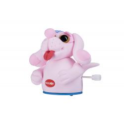 Маса для лепки Paulinda Super Dough Circle Baby Собака заводной механизм, розовая  (PL-081177-5)