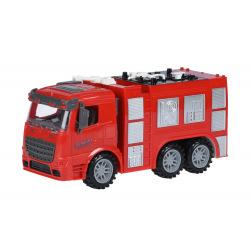 Машинка инерционная Same Toy Truck Пожарная машина  (98-618Ut)