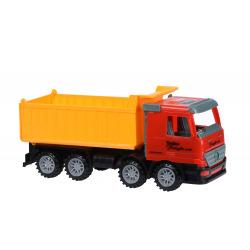 Машинка инерционная Same Toy Super Comaination Самосвал красный  (98-81Ut-1)