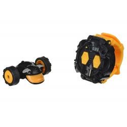 Машинка на р/у New Bright WATCHDOG CLOCK Yellow (3703U) (3703U-1)